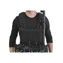 Portabrace ATV-688 Audio Tactical Vest Sound Devices 688 - Black