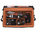 PortaBrace RIG-4SRKOR Wheeled Camera Case with Interior Kit