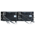 Plura PBM-307DRK-3G Dual 7-Inch 3G Quadruple Input Rackmount Video Monitor