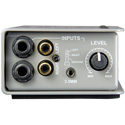 Radial TRIM-TWO Trim-Two Stereo DI with Volume Control