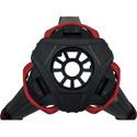 Sachtler 1017 System Ace XL with Flowtech75 Carbon Fiber Tripod with Rubber Feet