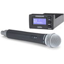 Samson Expedition XP312w Portable PA - 12 Inch 300watts with Bluetooth - (Con 88) Wireless HH Mic & Li-Ion - D Band