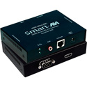 Smart-AVI HDRULT-0808S HDMI 8X8 Matrix Switcher with CAT5 HDBaseT Outputs