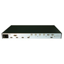 Smart-AVI SM-HDMV-PLUS 4-Port HDMI / USB Multiviewer and KVM Switch