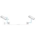 Fiberplex SFP-RTGTXC-0000-0   RJ45 - 10/100/1000 Base-T Ethernet SFP Module