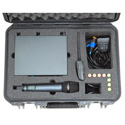 SKB 3I-1711-SEW iSeries Injection Molded Case for Sennheiser EW Wireless Mic