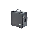 SKB 3i-2222-12BD -  Waterproof Case with Dividers and Wheels