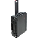 SKB 3i-2421-7BE iSeries 2421-7 Waterproof Utility Case with Wheels - 24 x 21 x 7 Inch