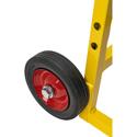 SpoolMaster CC Wire Spool Cart Caddy