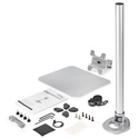 StarTech ARMPIVSTND Single Monitor Stand - For up to 34 Inch Monitors