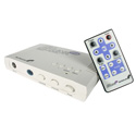 StarTech VGA2NTSCPRO High-Resolution PC / VGA to TV Converter w/ Remote Control
