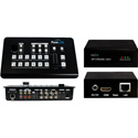 PureLink 2-20-10X-PSW1-CTR1-STR PureStream Pan/Tilt/10x Zoom Two Camera Kit w/ Control/Production Switching & Streaming