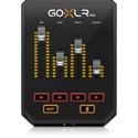 TC Helicon GO-XLR-MINI Online Broadcast Mixer with USB/Audio Interface and Midas Preamp