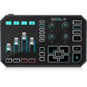 TC Helicon GoXLR Online Broadcaster Platform for Streamers/Podcasters/Voiceover - 4-Channel Mixer/Sampler/Vocal Effects