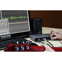 Tascam iXR iPhone/iPad/Mac/PC USB Audio/MIDI Audio Interface with iOS Connectivity
