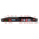 Tieline TLR5200S Genie STL Perfect 96 KHz STL - IP Enabled Audio Codec