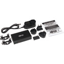 Tripp Lite B127-002-H HDMI Over Cat6 Extender Splitter with PoC 2-Port 4K@60Hz 4:4:4 TAA