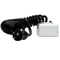 Tripp Lite PS-410-HGOEMCC Power Strip Medical 4 Outlet UL1363A 3ft-10ft Coiled Cord