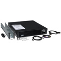 Tripp Lite SM2200RMXL2UTAA TAA SmartPro 120V 2.2kVA 1.92kW Line-Interactive Sine - UPS Extended Run Network Card Options