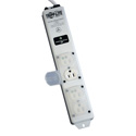 Tripp Lite SPS415HGULTRA Surge Protector Strip Medical Metal 4 Outlet 15ft Cord