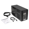 Tripp Lite SMART1500LCDT 1500VA UPS Smart LCD Tower Battery Back Up AVR 120V USB Coax RJ45