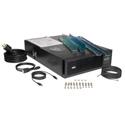 Tripp Lite SU3000RTXLCD3U 3000VA 2700W UPS Smart Online LCD Rackmount 100-120V USB 3URM RT
