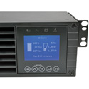 Tripp Lite SU3000LCD2UHV SmartOnline 208/240V 3kVA 2.7kW Double-Conversion UPS 2U Extended Run SNMP Card Option