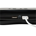 Tripp Lite TRAVELER3USB Notebook Surge Protector USB Charger 3 Outlet 540 Joule