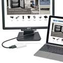 Tripp Lite U444-06N-HD USB 3.1 Gen 1 (5 Gbps) to HDMI Dual/Multi-Monitor External Video Graphics Card Adapter
