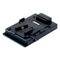 Viewz VZ-BM-VS V-Mount Battery Plate Kit for 7-Inch Monitors
