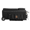 Porta-Brace WPC-1OR Production Case with Off-Road Wheels BLACK