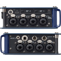ZOOM F8N 8 Input/10 Track Recorder with Zoom AutoMix™ 8 High-Quality Mic Preamps