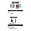 ZeeVee HDB2640 4 Channel HDbridge 2000 Series Encoder / Modulator -1080p