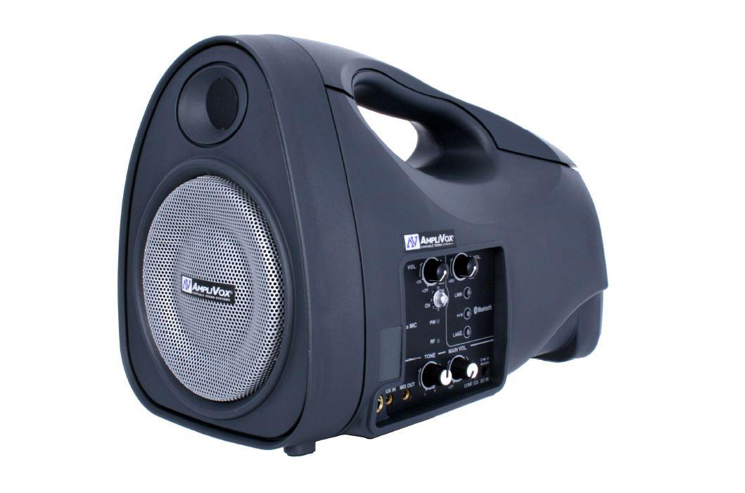 Amplivox Sw300 Mity Lite Compact Portable Pa