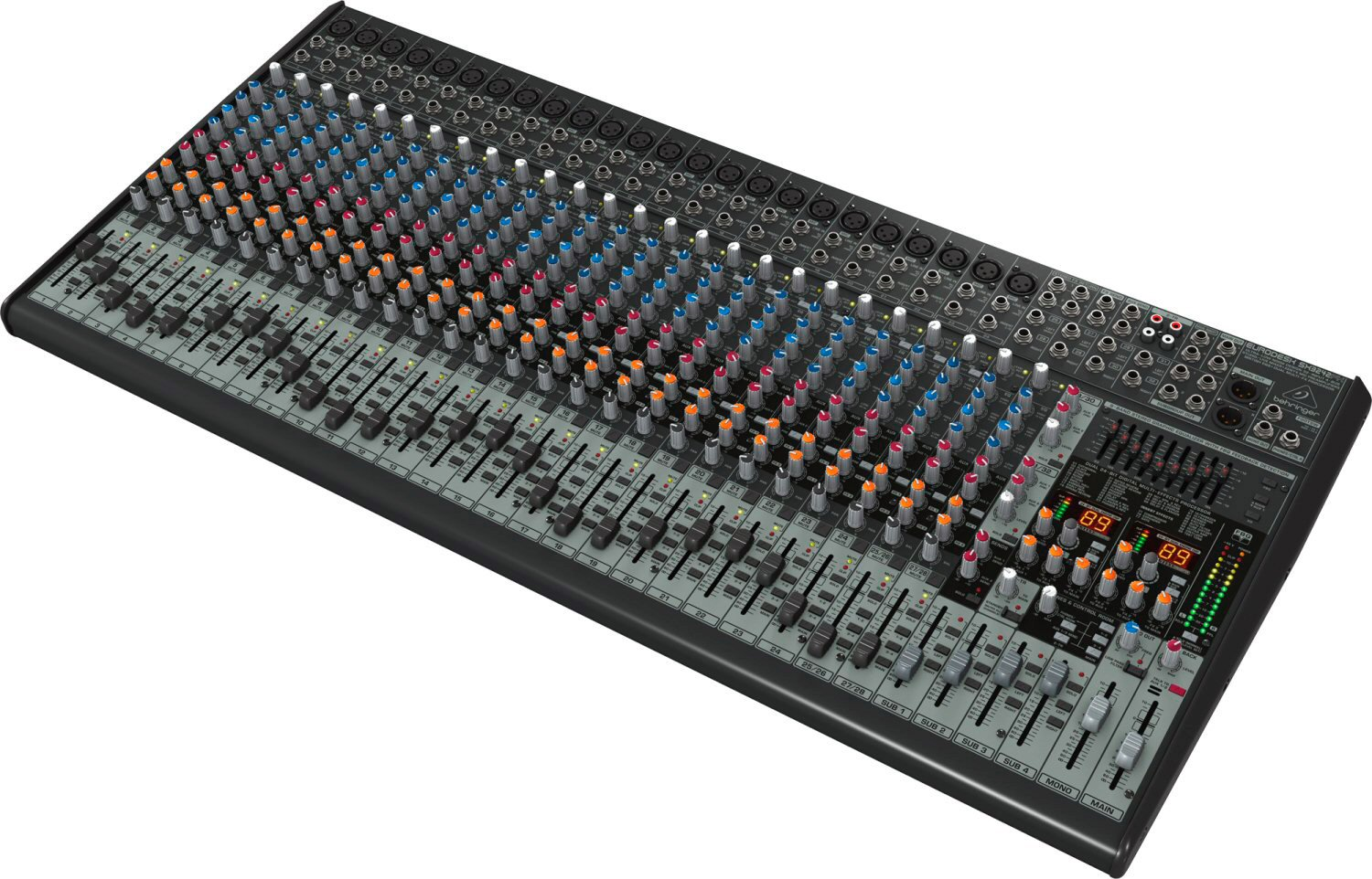 behringer eurodesk sx3242fx 32 channel analog mixer