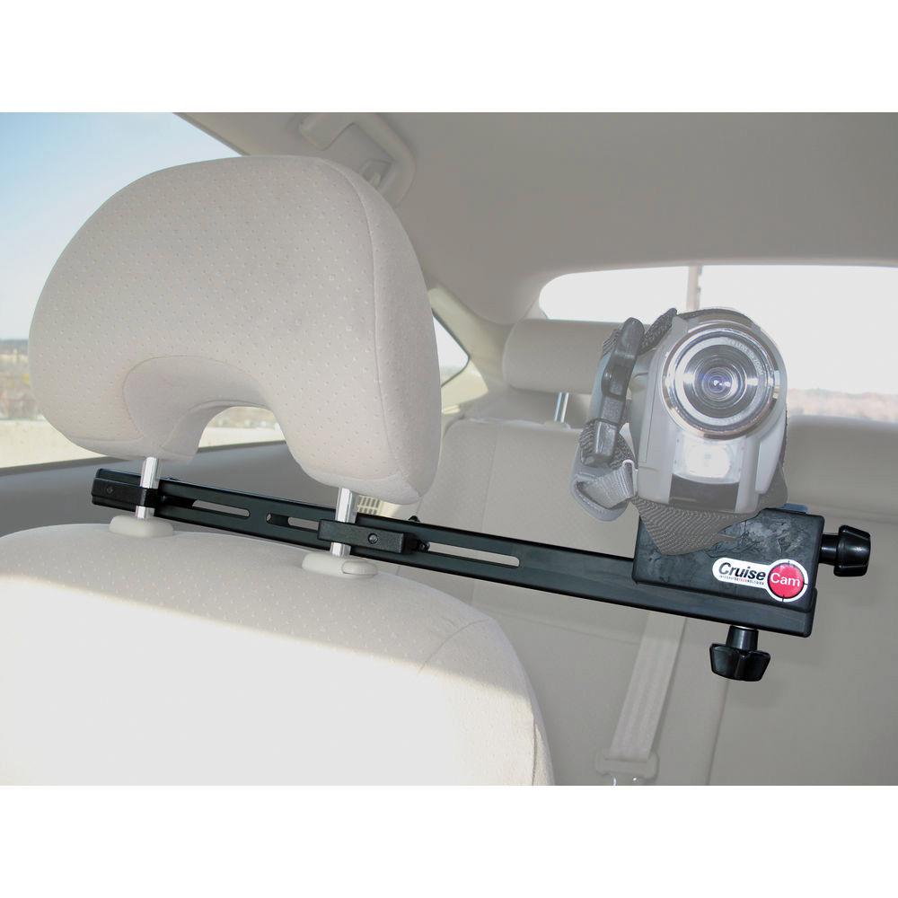 Cruisecam In Car Single Seat Headrest Camera Mount