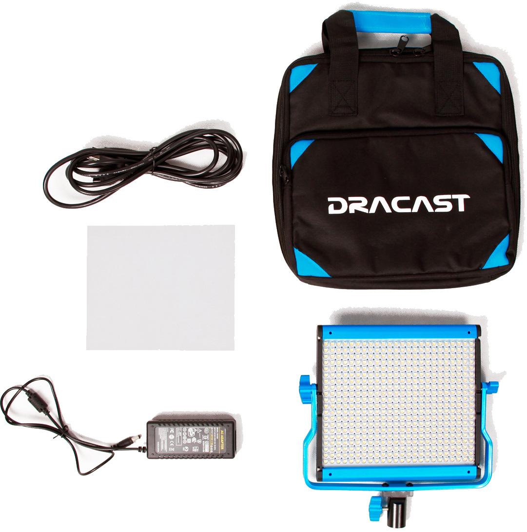 Dracast Led S Series Bi Color Led  Light Kit