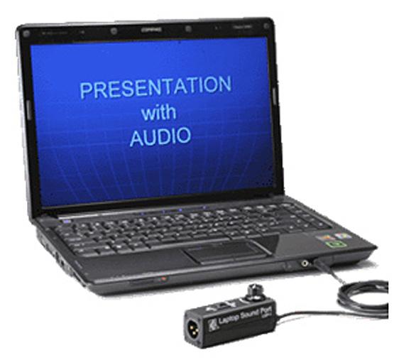 Dsan Lsp 1 Laptop Soundport