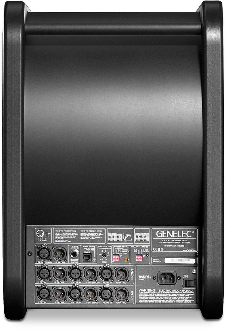 genelec 8030 lse power pak 5 1 system with 5 8030b studio monitors and 1 7060b subwoofer black. Black Bedroom Furniture Sets. Home Design Ideas