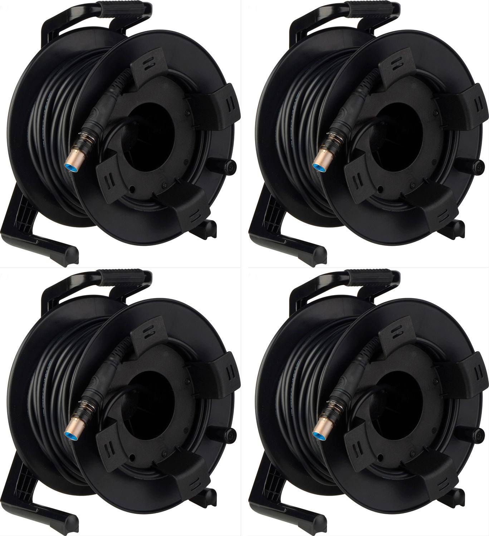 4 Camera Blackmagic Atem Production Kit