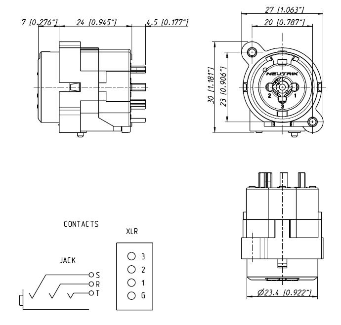 2 pin speakon wiring diagram
