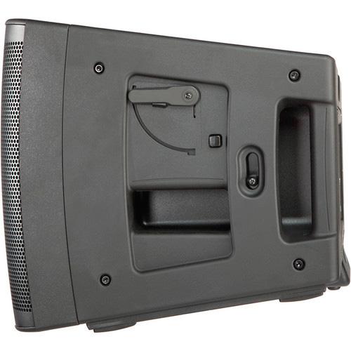 qsc kla12 bk 500w x 500w two way active line array loudspeaker black. Black Bedroom Furniture Sets. Home Design Ideas