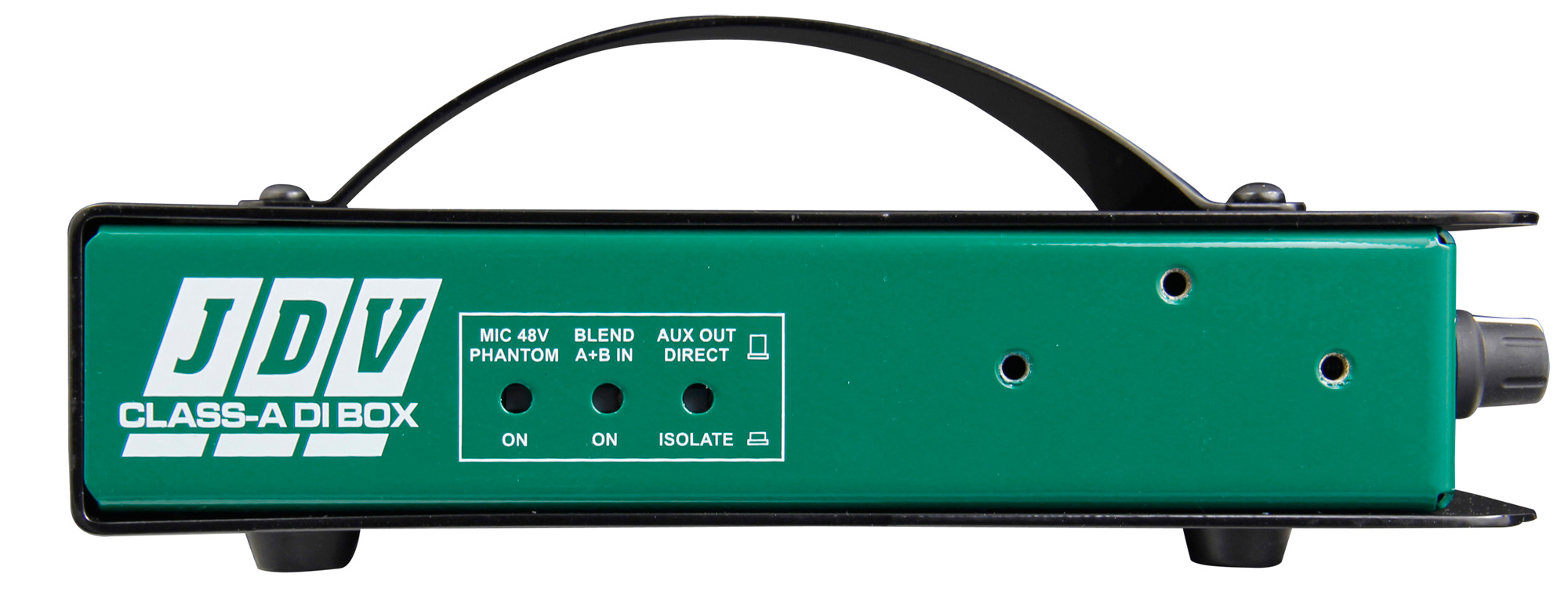 Radial JDV Mk5 Super DI - Active Class-A Direct Box