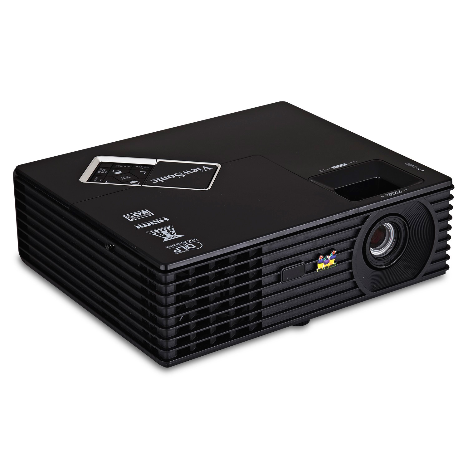 Viewsonic pjd5134 3000 lumens 3d ready dlp portable projector for Dlp portable projector