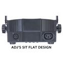 AMDJ Mega Flat Pak 8 -LED Par Pack With 8x Mega Par Lights