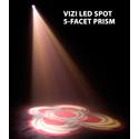 American DJ VIZI LED SPOT Moving Head LED Light