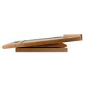 W242MH Travel-Lite Folding Tabletop Lectern-Mahogany