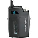 Audio-Technica ATW-1701-L Lavalier Wireless Mic System w/Camera Mount Receiver