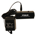 Rapco PPSBLOX 12V Phantom Power Supply Inline XLR Male to XLR Female