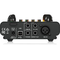 Behringer VOICE STUDIO Complete Recording Bundle with Condenser Mic/Tube Preamplifier w/ 16 Voices & USB/Audio Interface